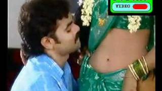 Telugu lady's navel check after wedding