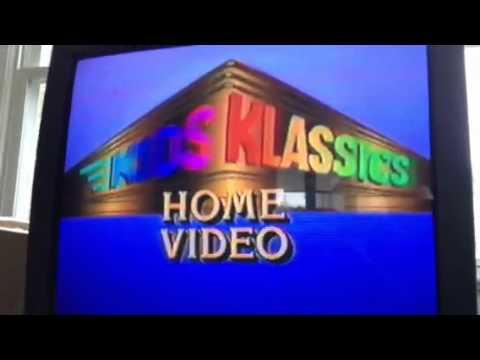 Kids klassics home video logo