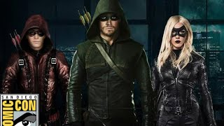 Arrow Season 4 Comic-Con (Fan) Trailer