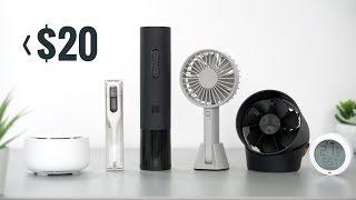6 Cool & Cheap XIAOMI Gadgets under $20 in 2019! 🔥