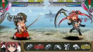 Queen's Blade Spiral Chaos Tomoe & Airi