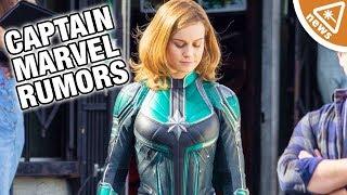 What Captain Marvel