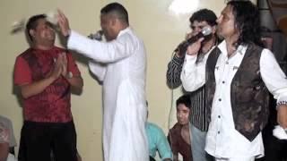 Soni Atwal, Saber Koti & Zakir Hussain Jugalbandi Part 1