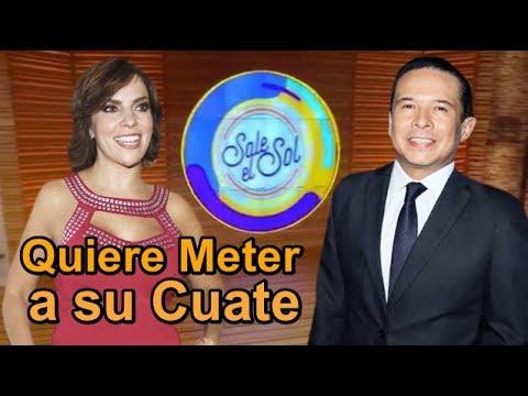 Ana María Alvarado le Pone el pie a Gustavo Adolfo Infante