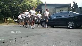 Stars by Skillet - Lyric Video - Feat. BJMP New Recruits Preparation