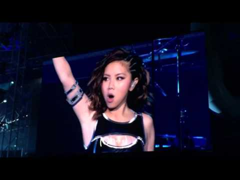 X.X.X Live in Genting Malaysia [last show in Asia] oct 2015