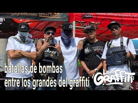 Xxx Mp4 Liga Graffiti 2018 Kubo Humo York Reak Las Batallas Entre Los Grandes Del Graffiti 3gp Sex