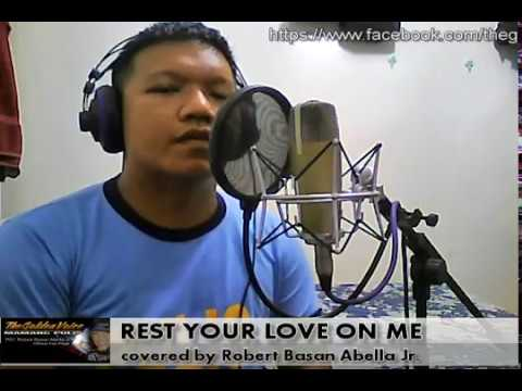 Download REST YOUR LOVE ON ME covered by Mamang Pulis free