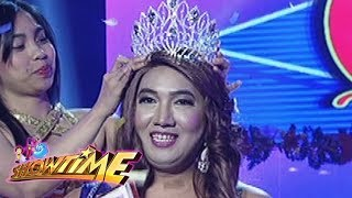 It's Showtime Miss Q & A: Mimi Vicini is the new queen!
