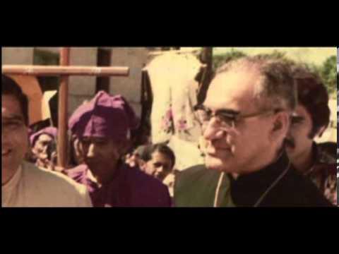 Documental sobre Monseñor Romero