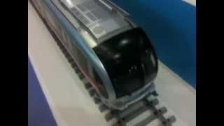Beijing Subway No. 1 Line Train Model