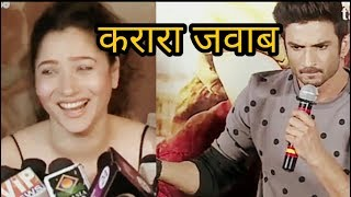Ankita Lokhande gives Sushant Singh Rajput fitting reply for leaving her |Makes Sushant upset !