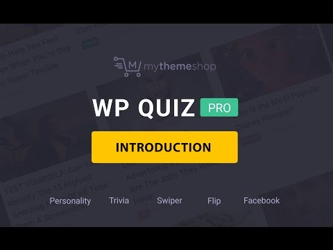 Xxx Mp4 No 1 Quiz Plugin For WordPress WP Quiz Pro By MyThemeShop 3gp Sex