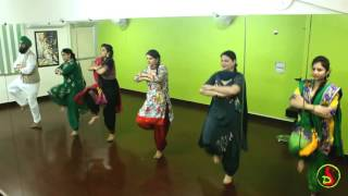 5 TARA | DILJIT DOSANJH | BHANGRA | THE DANCING SOUL DANCE ACADEMY.