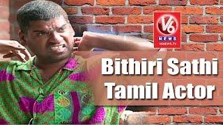 Bithiri Sathi As Tamil Hero || Funny Conversation With Savitri Over Tamil Directors || Teenmaar News