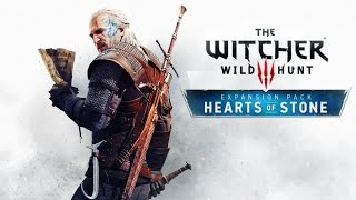 The Witcher 3: Hearts of Stone All Cutscenes (Game Movie) 1080p HD