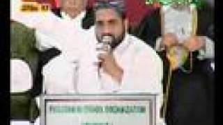 Qari Shahid Mahmood-Naat E Sarkaar Ki Parta Hoon Main - Live