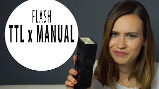 Flash TTL x Manual | FOTO DICAS, Camilla Myrrha