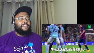 MESSI FAZ HISTÓRIA - 500 GOLS! | Paródia Happy - Pharrell Williams -React
