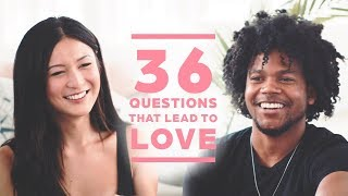Can 2 Strangers Fall in Love With 36 Questions? Skylar + Mallewi