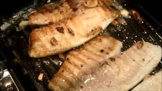 BUTTER GARLIC - LEMON PEPPER FISH FILLETS