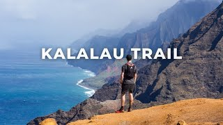 Running the Kalalau Trail on the Na Pali Coast of Kauai