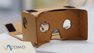 Google Cardboard montaje en español