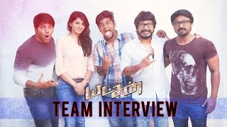 """Arya - """"We replaced Krishna in place of Ajith!"""" - Yatchan Team Interview"""