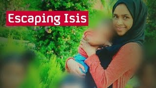 Shukee Begum: the British mother and children who escaped Isis