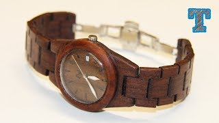 How to Make a Homemade Wooden Watch