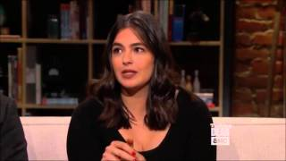 Talking Dead - Alanna Masterson on being pregnant on set