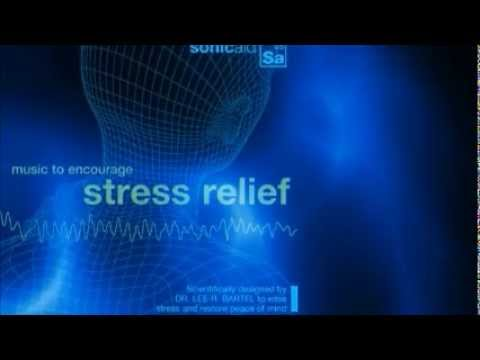Sonicaid Music to Encourage Stress Relief