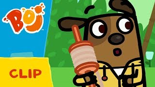 Boj - A Kite Disaster! | Cartoons for Kids