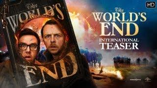 The World's End - Teaser Trailer