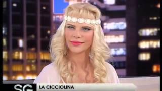 La Cicciolina, polémica y atrevida - Susana Gimenez 2007