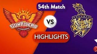 Highlights, IPL 2018, SRH vs KKR at Hyderabad, Cricket Score: Kolkata win by five wickets,Match 54