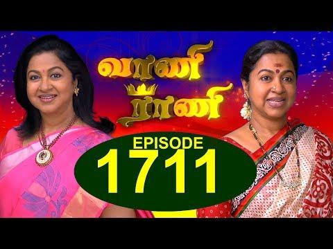 Xxx Mp4 வாணி ராணி VAANI RANI Episode 1711 31 10 2018 3gp Sex