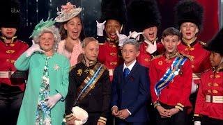 Elite Squad Royalz - Britain's Got Talent 2016 Semi-Final 5