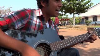 Jo Bhi Main - Rockstar - Acoustic Guitar Cover
