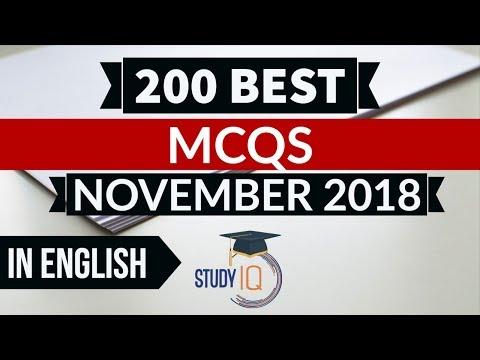 Xxx Mp4 200 Best Current Affairs November 2018 In ENGLISH Set 1 IBPS PO SSC CGL UPSC IAS RBI Grade B 2019 3gp Sex