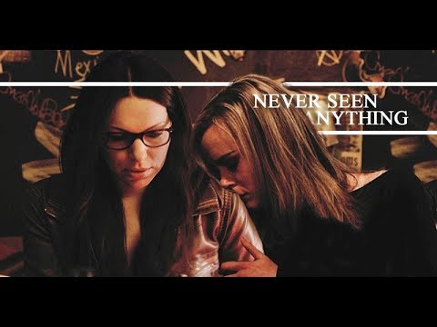 Piper & Alex ♀ Never Seen Anything