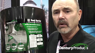 Century Root Barrier Products ASLA Denver 2014