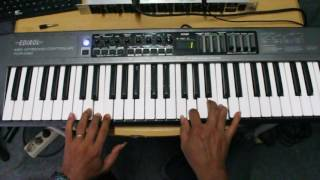 Belajar Musik Gereja bersama JHONLEWI KELIAT.