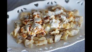 طرز تهیه مانتی، غذای سنتی کشور ترکیه | Manti, Turkish Dumplings Recipe - Eng Subs