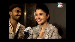 The romantic moods of Ranveer- Anushka