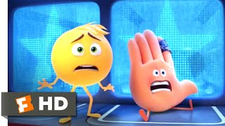 The Emoji Movie (2017) - A Helping Hand Scene (3/10) | Movieclips