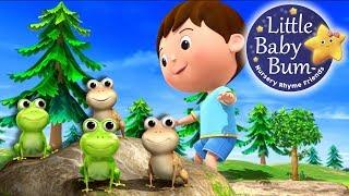 Billy Boy   Nursery Rhymes   By LittleBabyBum!