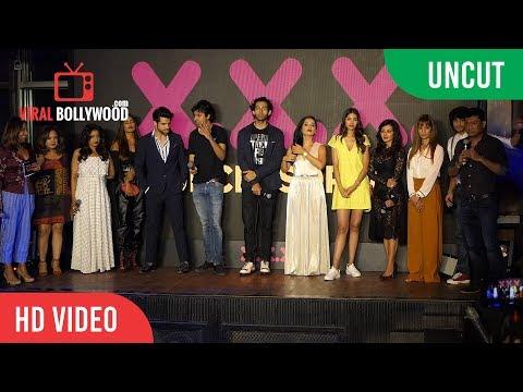 Xxx Mp4 UNCUT XXX Uncensored Official Trailer Launch ALTBalaji Shantanu Maheshwari Rithvik Dhanjani 3gp Sex