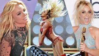 Britney Spears - Another Look at the BBMA's