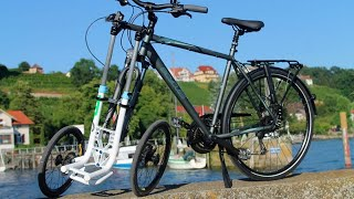 6 MOST UNUSUAL BIKES in The World